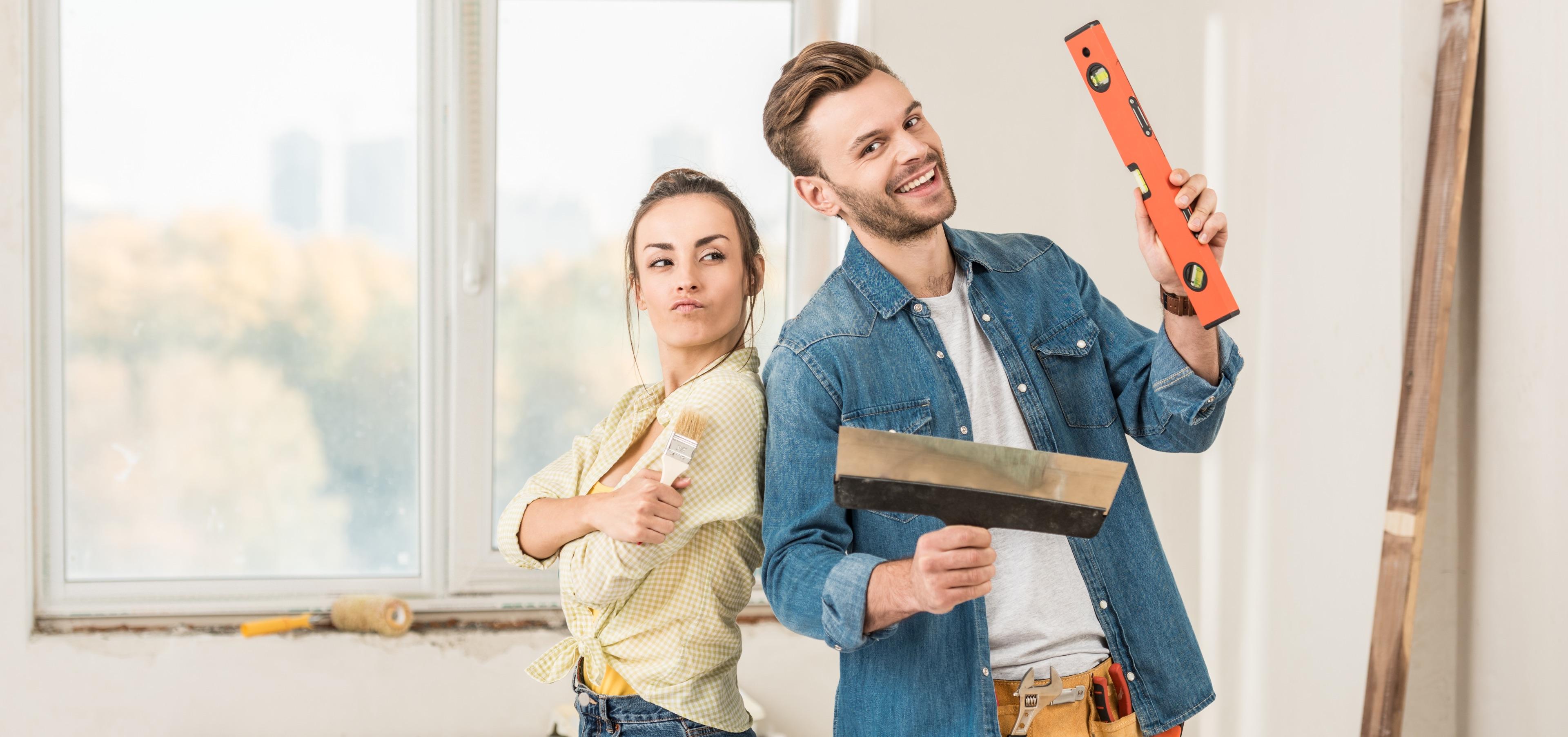 Baustoffhandel für Heimwerker und Handwerker